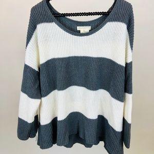 UO Mouchette Cozy Oversized Sweater medium